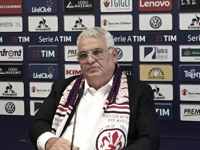 """Fiorentina, ritorna Corvino: """"Freitas è il nuovo ds, con Paulo Sousa vogliamo stare in alto"""""""