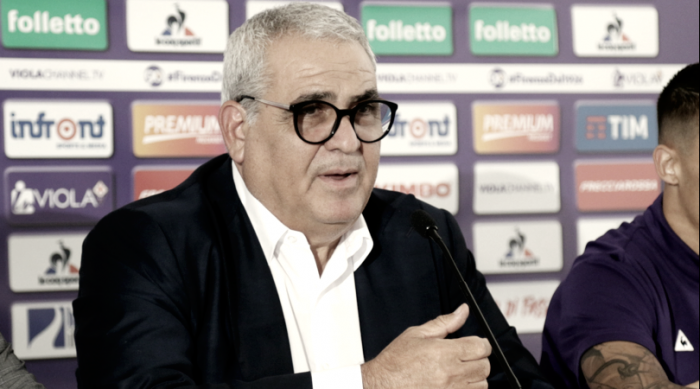 Fiorentina Pantaleo Corvino deciso