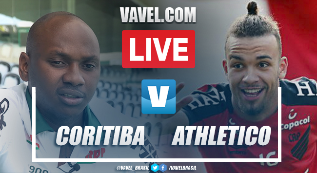 Gols e melhores momentos Coritiba 4 x 0 Athletico-PR pelo Campeonato Paranaense