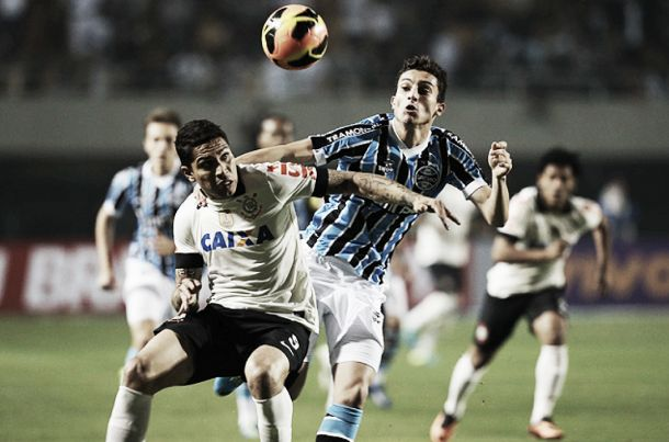 Corinthians x Grêmio, Copa do Brasil