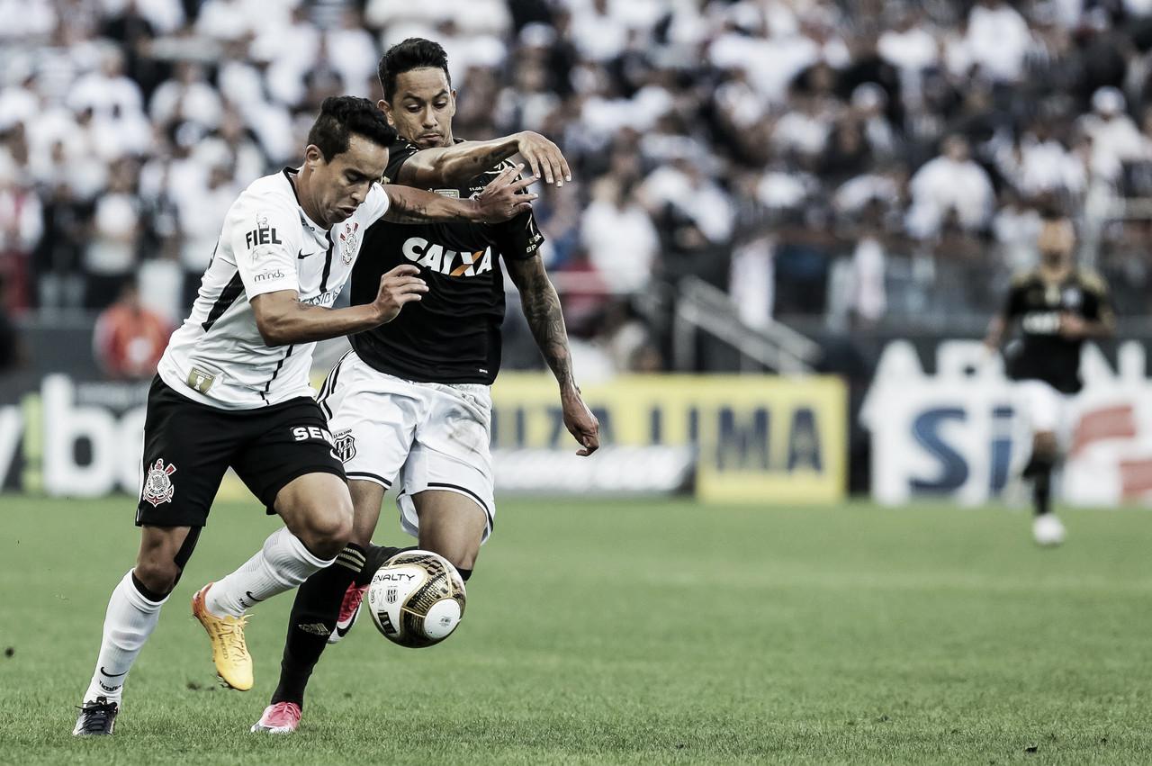 Corinthians recebe Ponte Preta em busca na primeira vitória no Campeonato Paulista