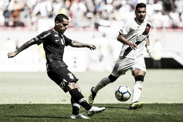 Corinthians recebe o Vasco em partida marcada pelo desespero na parte inferior da tabela
