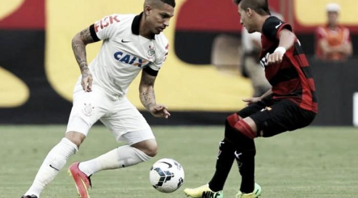 Tentando fazer as pazes com a torcida, Corinthians enfrenta o Vitória no Barradão