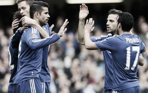 Premier League, il Chelsea torna al successo nel segno di Diego Costa: l'Aston Villa cade 2-0 a Londra