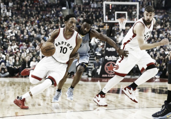 NBA, Toronto non sbaglia: Grizzlies battuti in Canada. Rimandata Sixers - Kings