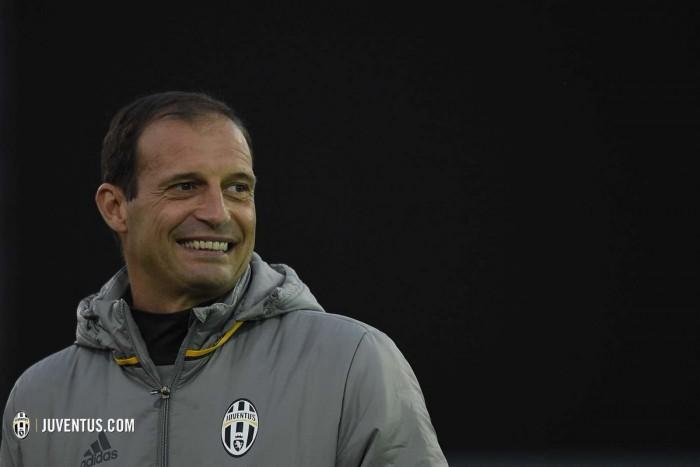 Juventus, le considerazioni di Allegri