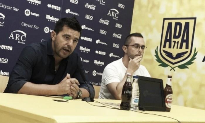 """Contra: """"El Sevilla Atlético ha hecho un gran trabajo defensivo"""""""