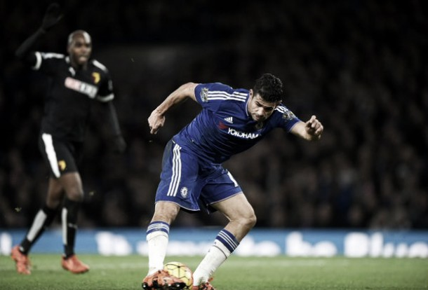 Chelsea 2-2 Watford: Spoils shared in a cracker at Stamford Bridge