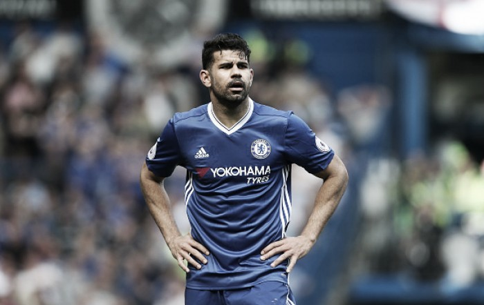 Ex-ponta do Chelsea, Canoville diz que Chelsea precisa contratar substituto para Diego Costa