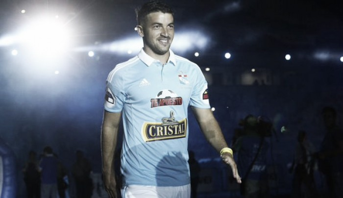 "Gabriel Costa: ""Sporting Cristal me ha recibido muy bien"""