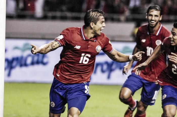 Copa America Centenario: Álvaro Saborío headlines Costa Rica 40-man preliminary roster