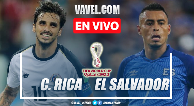 Goals and Highlights: Costa Rica 2-1 El Salvador in qualifiers Qatar 2022