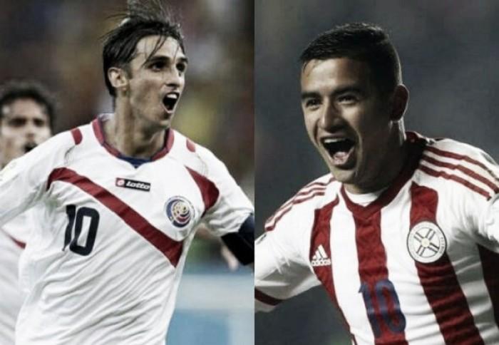 Costa Rica debuta en la Copa América
