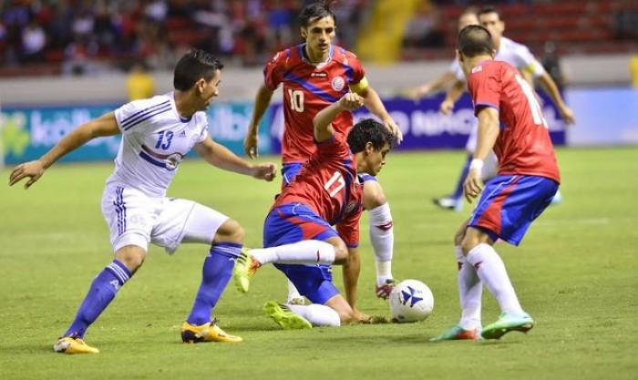 Costa Rica e Paraguai se enfrentam pelo Grupo A da Copa América Centenário