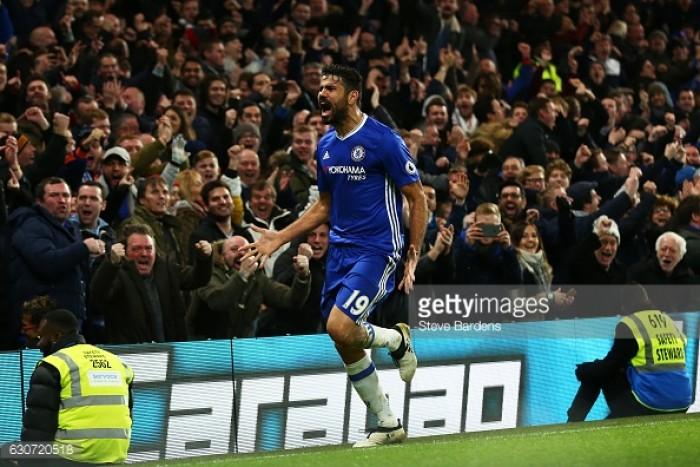 Diego Costa praises Antonio Conte