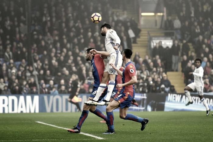 Premier League - Costa segna e Conte gode: Chelsea di misura sul Crystal Palace (0-1)