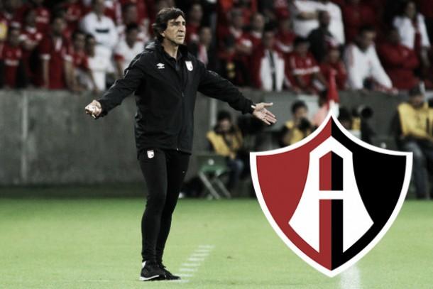 Gustavo Costas, nuevo entrenador de Atlas