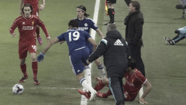 Diego Costa handed three-match ban for violent conduct