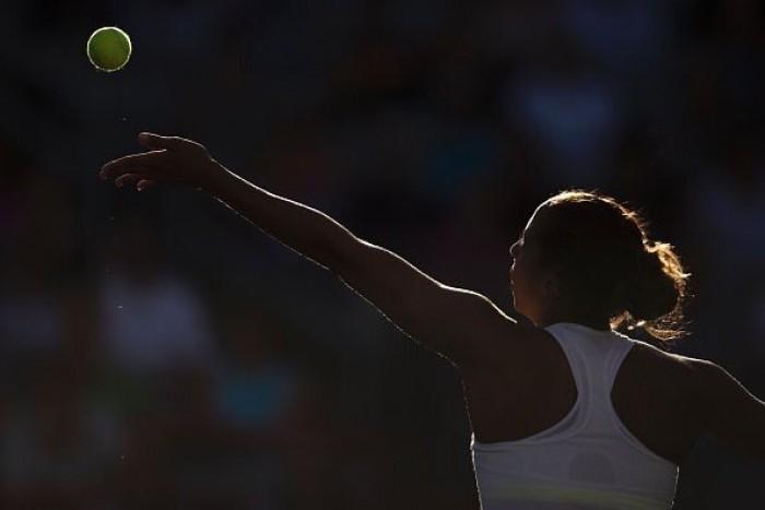 WTA - La classifica: Serena Williams al comando, sale la Halep. Stabile Roberta Vinci, in progresso Camila Giorgi