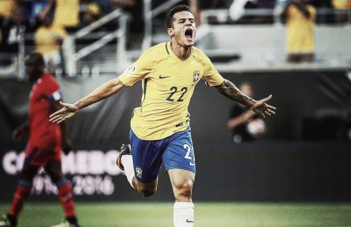 Copa America Centenario, Brasile a valanga su Haiti (7-1)
