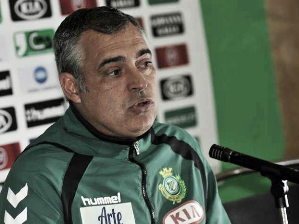 Vitória FC 2013: um ano igual aos outros