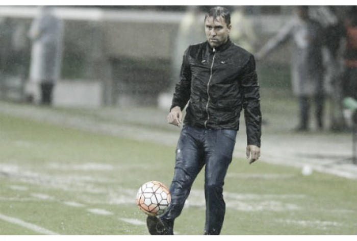 """Eduardo Coudet: """"No hace falta ganar para sentirse orgulloso de los jugadores"""""""