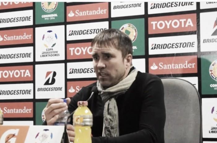 """Eduardo Coudet: """"Estoy orgulloso de mis jugadores"""""""