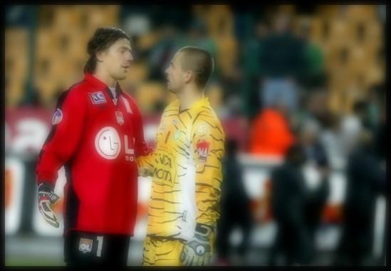Janot & Coupet se confient avant le derby