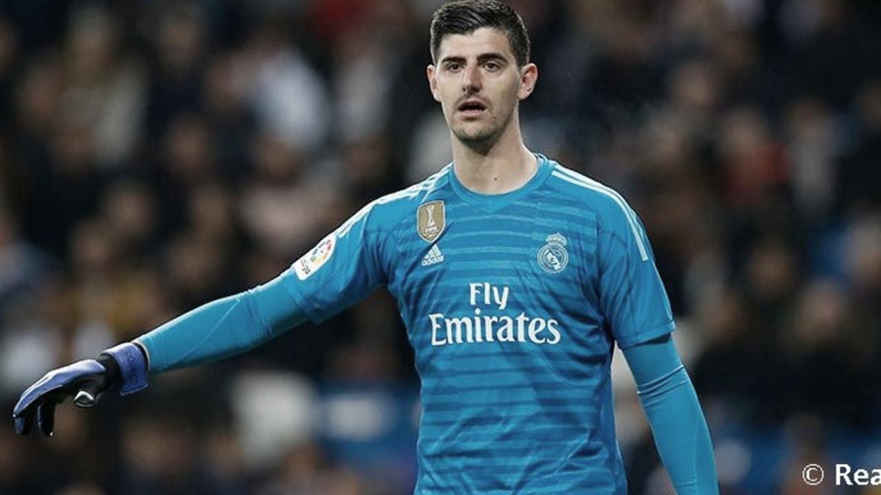 """Courtois: """"En el Real Madrid hay más presión que en Atlético"""""""