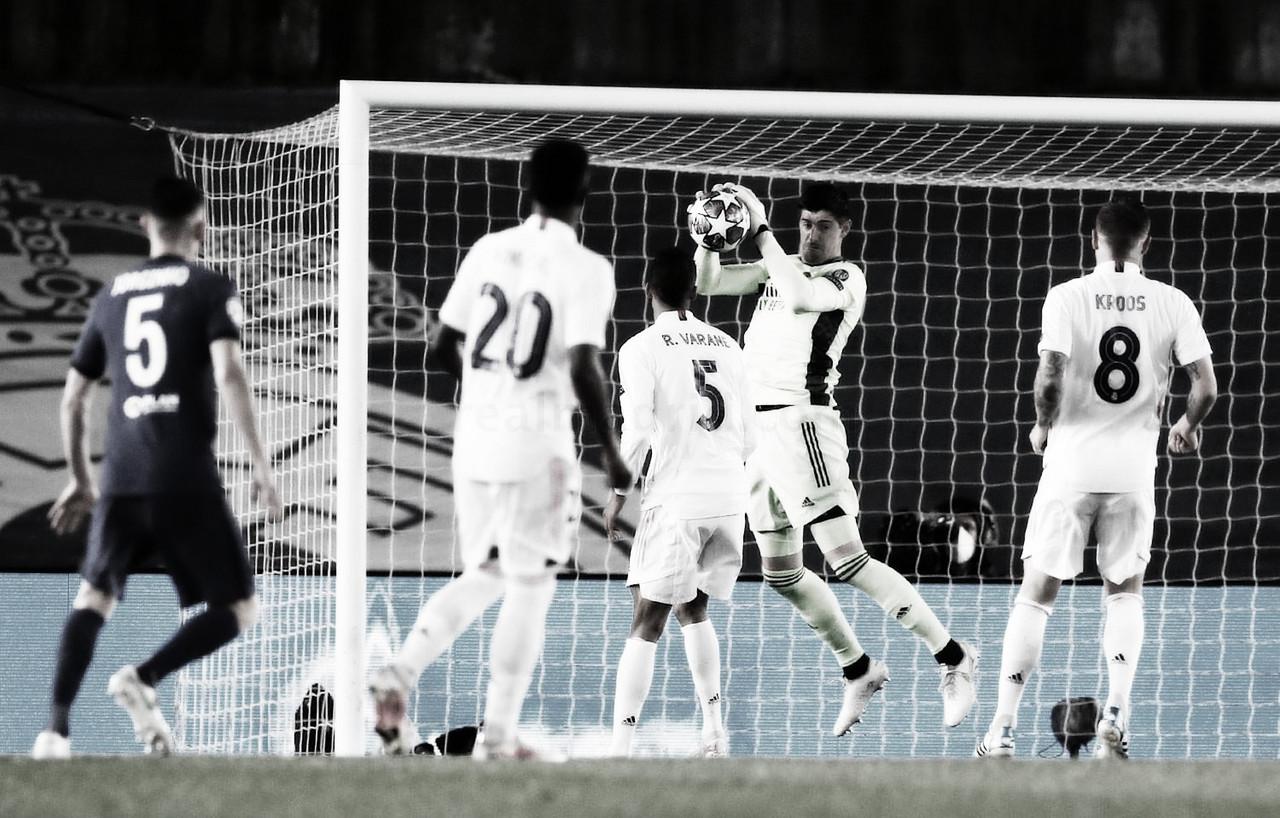 """Após empate, Courtois destaca importância do jogo de volta: """"Uma final"""""""