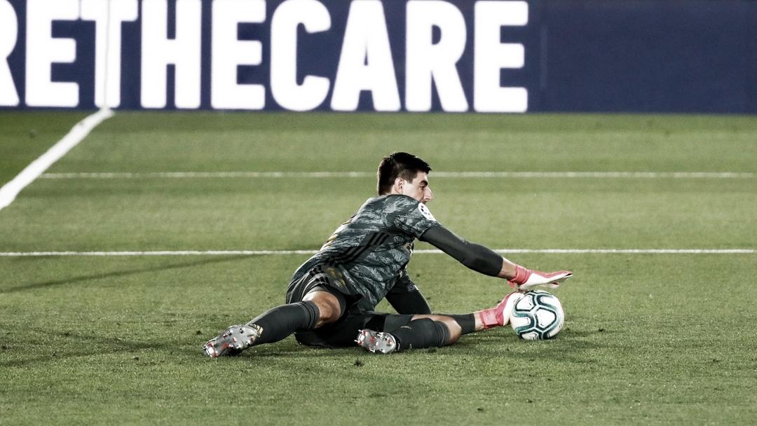 El Real Madrid se convierte en un muro infranqueable