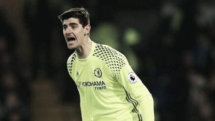 Thibaut Courtois reconoce que Chelsea debe mejorar