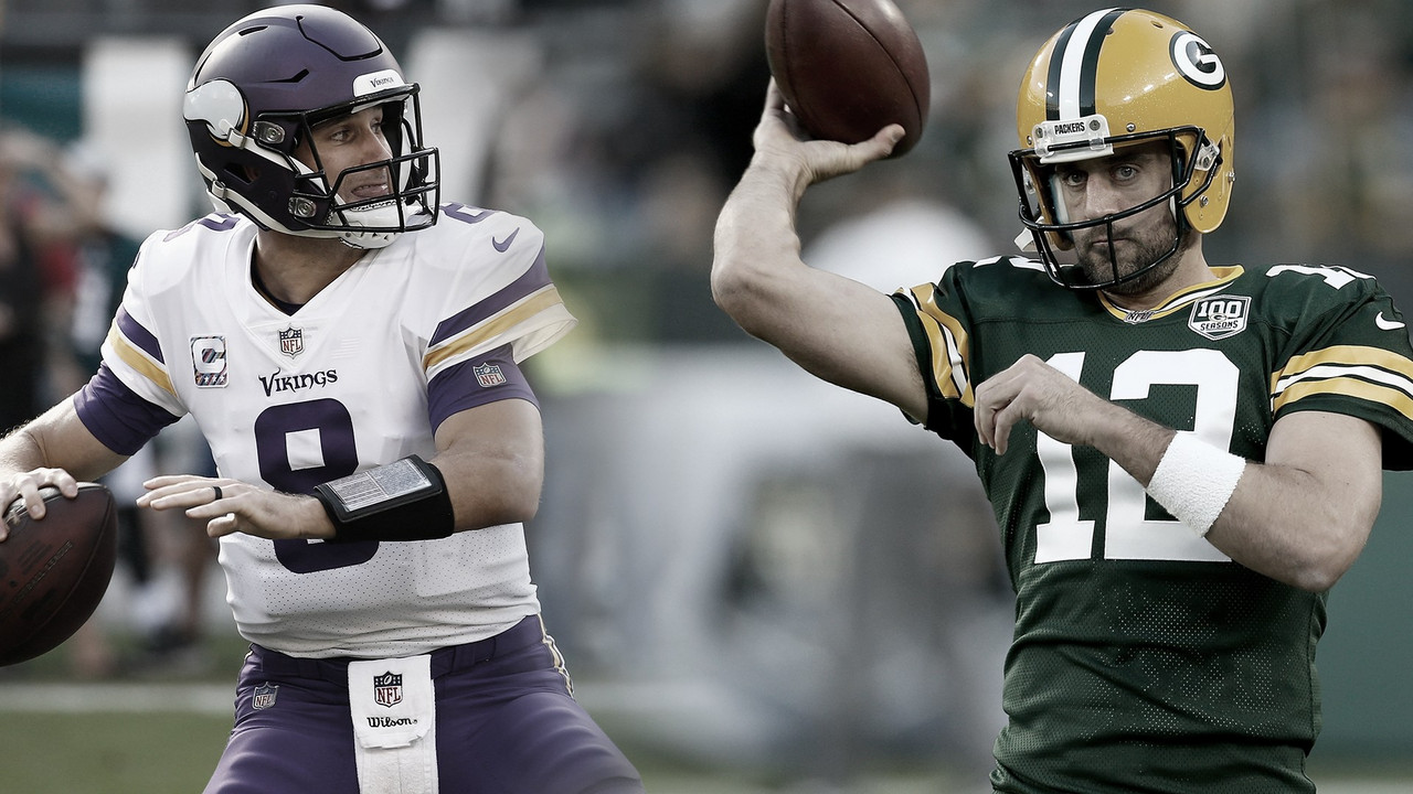 Análisis previo a la temporada 2019: Green Bay Packers y Minnesota Vikings