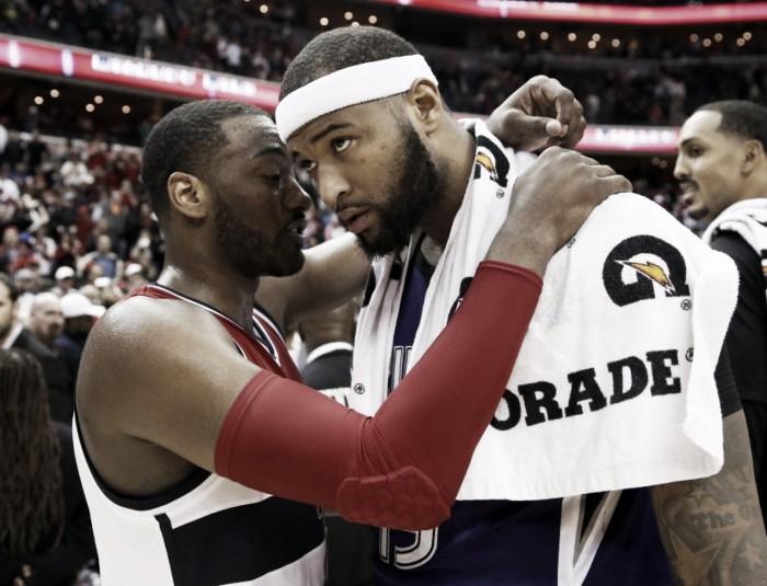 """John Wall habla de la posibilidad de reunirse con DeMarcus Cousins en la NBA """"Hablamos de ello todo el tiempo"""""""