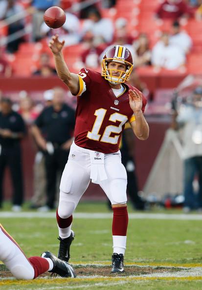 A los Redskins no les hace falta Griffin III para arrasar a Tampa Bay