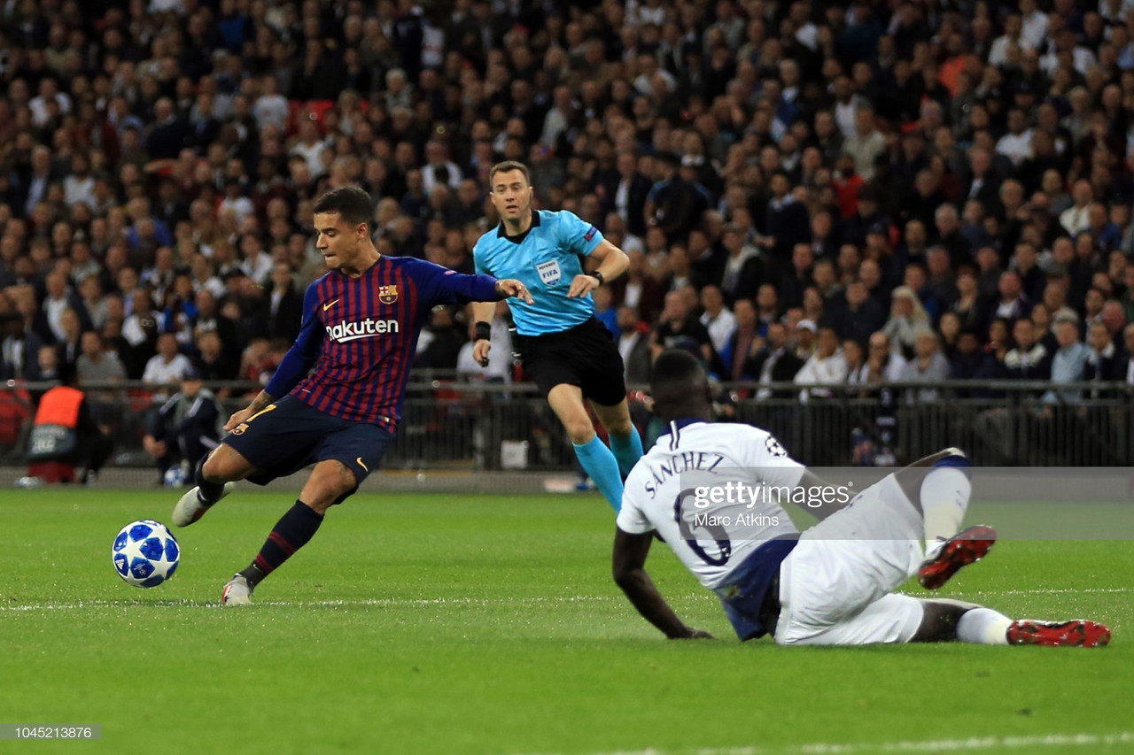 Tottenham Hotspur 'interested' in Barcelona's Philippe Coutinho