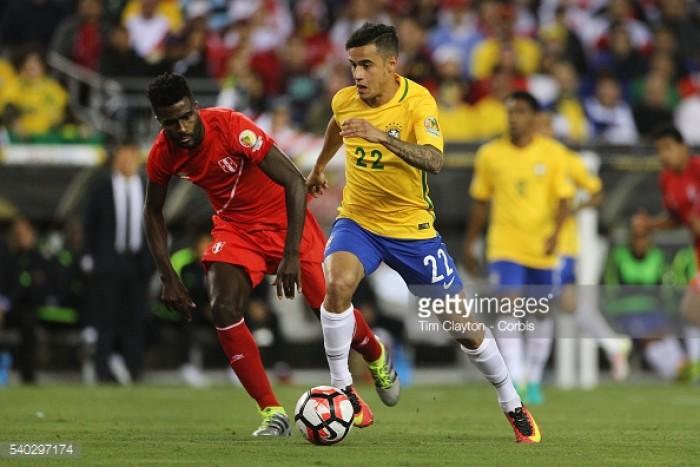 The confidence of the Seleção is back under Tite, says Coutinho