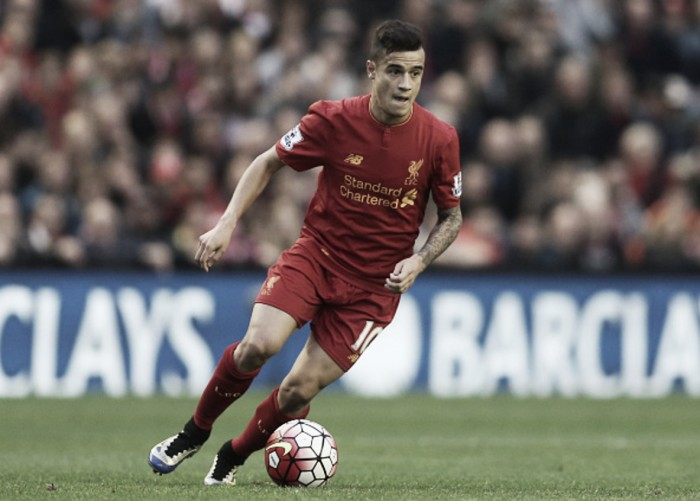 No PSG offer on the table, says Liverpool playmaker Philippe Coutinho