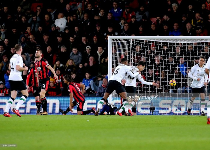 AFC Bournemouth 0-4 Liverpool: Klopp's Reds back in form ahead of Christmas clash with Arsenal