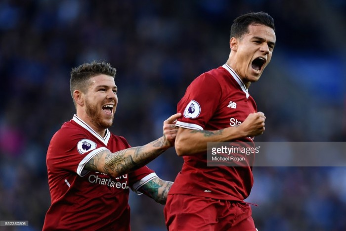 Liverpool stars Phillipe Coutinho and Sadio Mane shortlisted for the Ballon d'Or