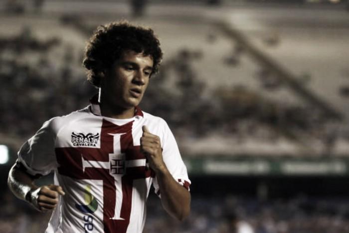 Vasco lucrará R$15 milhões com a ida de Coutinho ao Barcelona