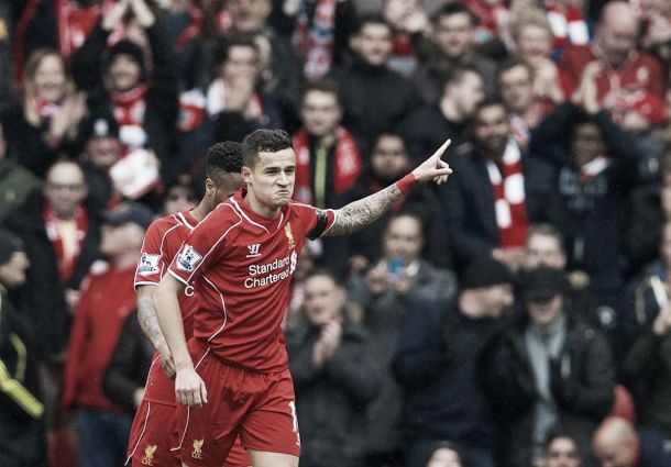 Liverpool 2-1 QPR: Gerrard makes up for missed penalty with late winner for Reds