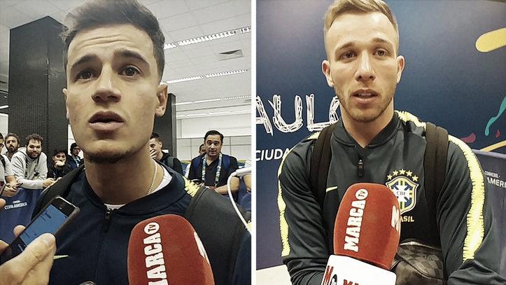 Elogios hacia Brasil y Neymar