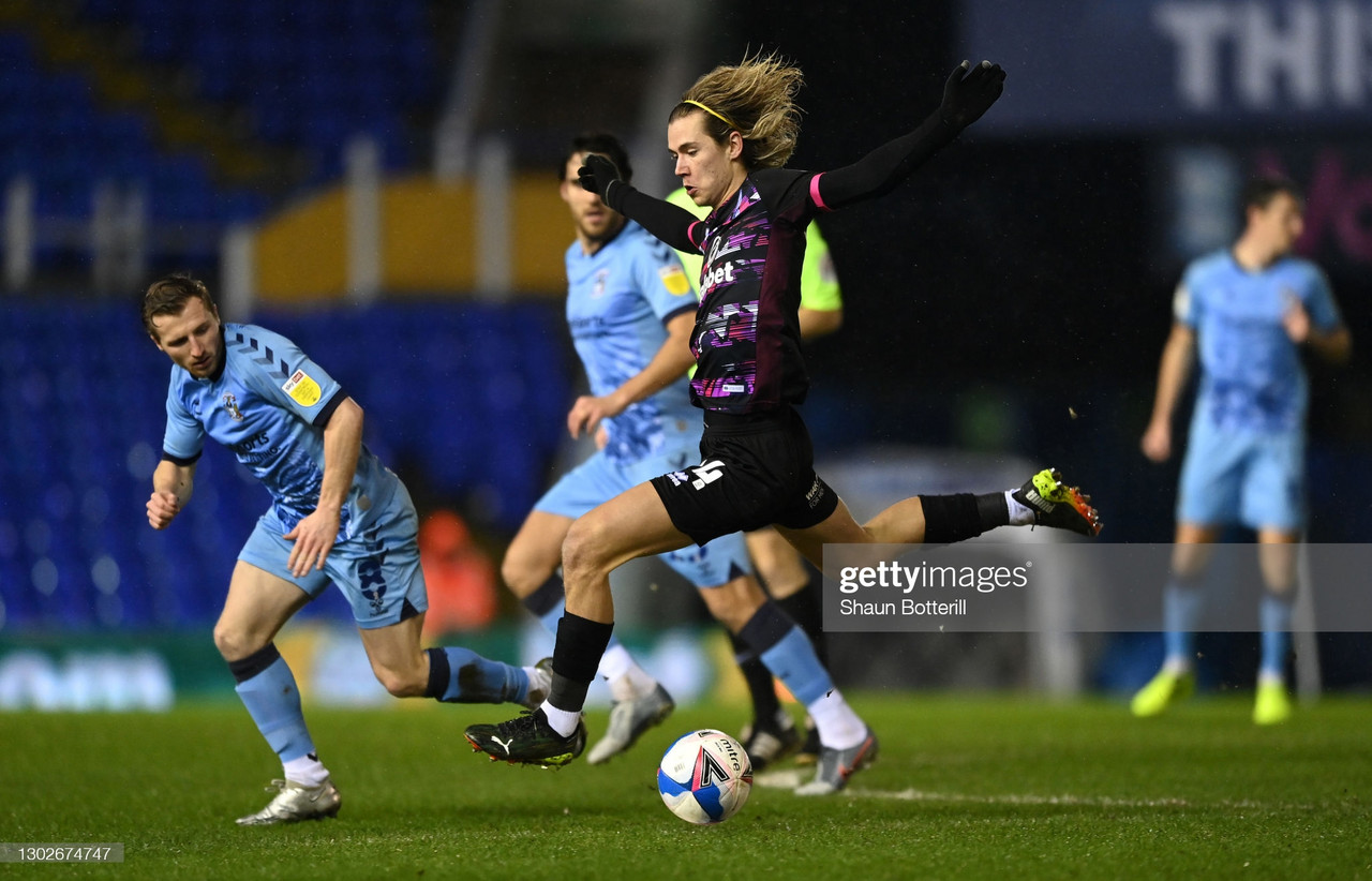 Coventry City 0-2 Norwich City: Canaries cruise to triumph thanks to Pukki and Buendia masterclass