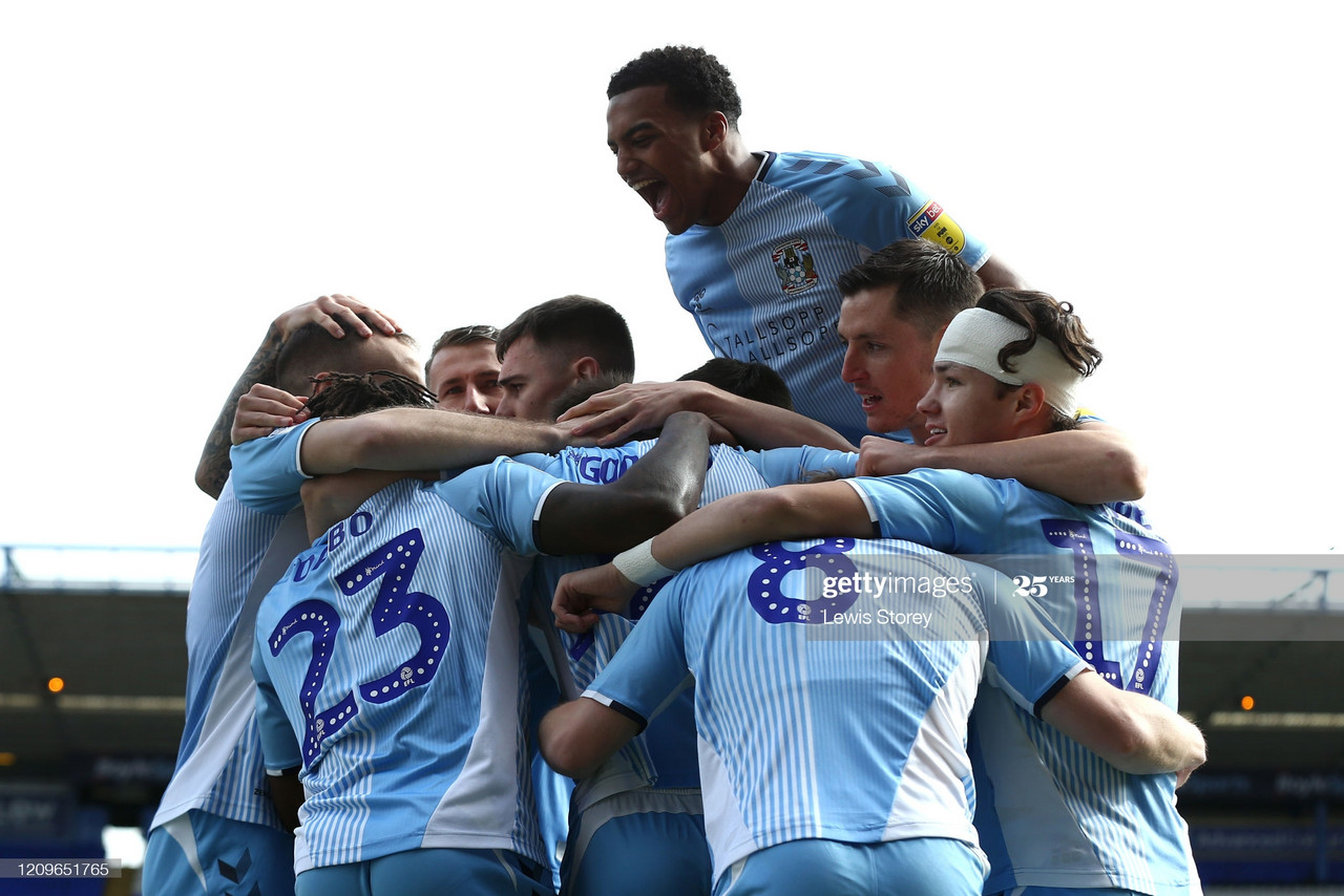 Coventry City 2020/21 Championship preview