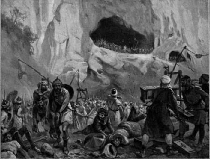 """¿""""Tunearon"""" unos monjes la batalla de Covadonga?"""