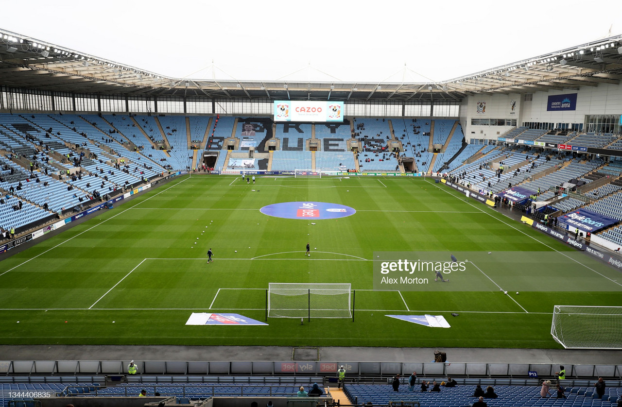 How Mark Robins has made Coventry City Championship title contenders
