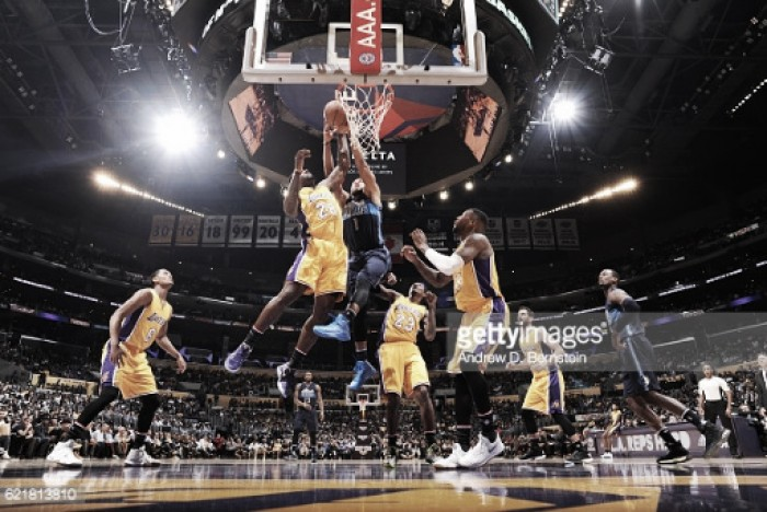 Mavericks Beat the Hype, Down Lakers 109-97