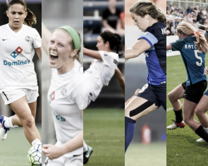 Utah Royals add five more to their roster