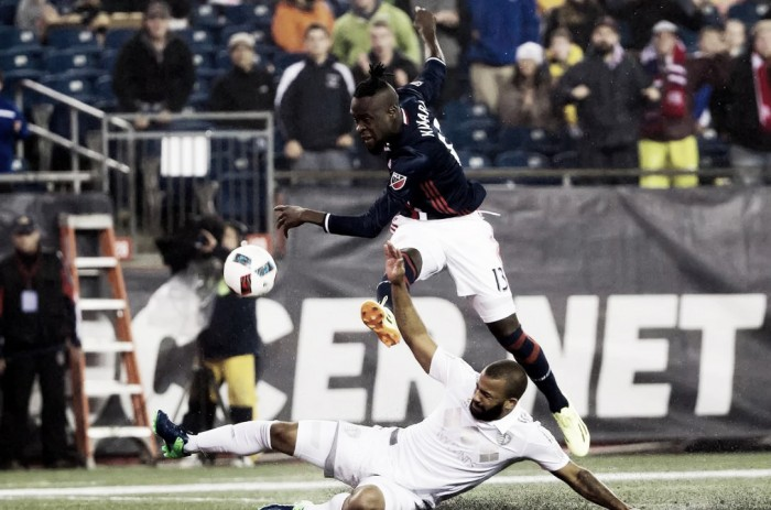 Late own goal keeps New England Revolution in playoff contention